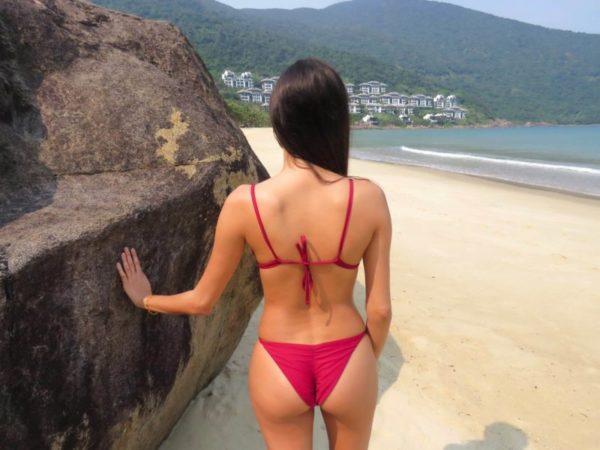 Artemisa Bikini Back