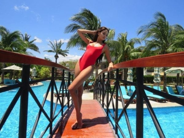 Classic-Body-One-Piece-Red