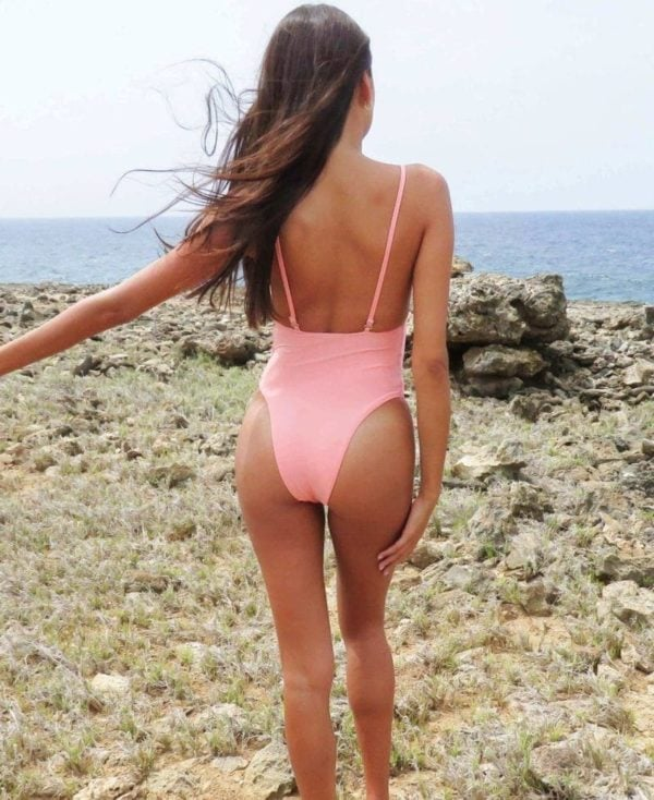Ondina sweet pink back