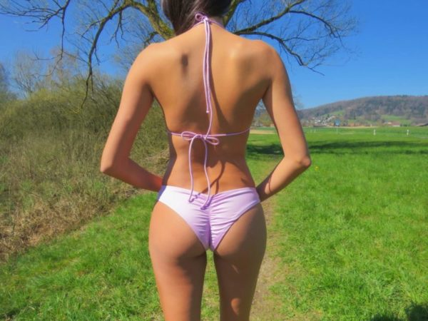 Lila Bikini Kate Kingdom
